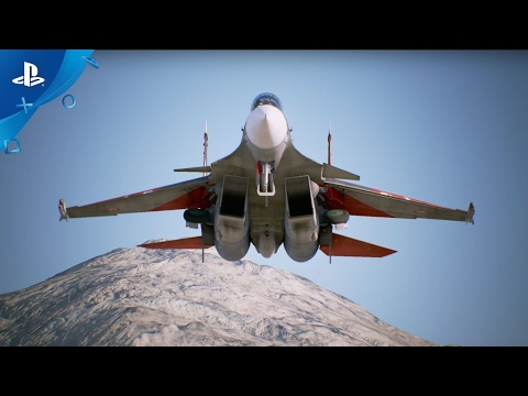 Ace Combat 7 Video Screenshot 5