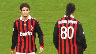 Le jour où Ronaldinho & Pato ont choqué le monde entier