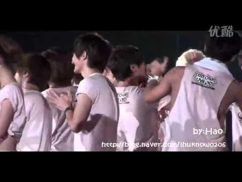 [Fancam] 100821 SM Town'10 Seoul - Homin Moment