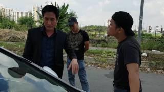 Cảnh trong phim -Giang Hồ Việt Nam Vòi Tiền Gặp Ngay Cao Thủ Võ Lâm