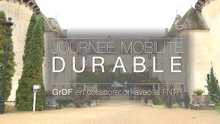 Retour sur la journée mobilité durable GNV à Savigny les Beaune