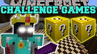Minecraft: WALKER KING CHALLENGE GAMES – Lucky Block Mod – Modded Mini-Game