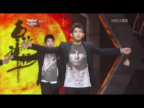 [110422] TVXQ - Rising Sun