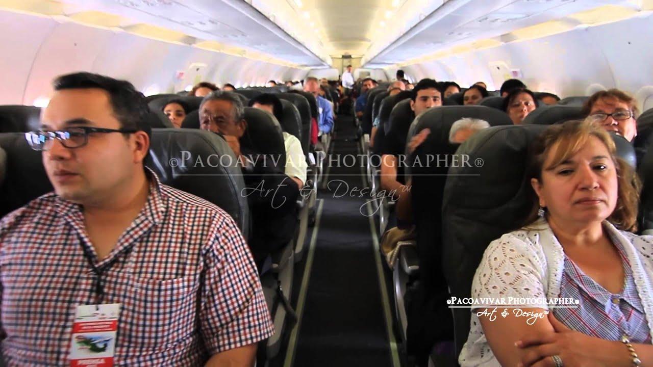 Volaris primera operación Tepic-Tijuana Tijuana Tepic ...