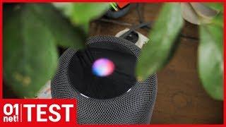 Test Apple HomePod : l'enceinte connectée ultime ?