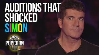 SHOCKED SIMON COWELL WAS NOT EXPECTING These Auditions To BE THIS GOOD!