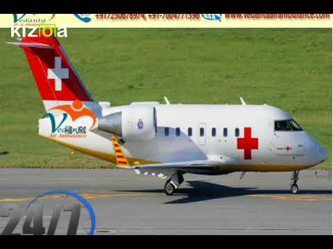 Hire World-Class Medical Facilities by Vedanta Air Ambulance from Delhi to another city