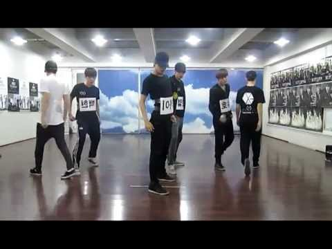 MIRRORED MAMA (마마) - EXO K (엑소 K) Dance Practice