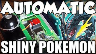 AUTOMATIC SHINY LEGENDARY AND SHINY ULTRA BEASTS In Pokemon Ultra Sun and Ultra Moon