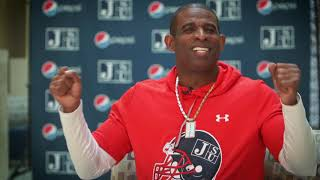 One-on-one with Deion Sanders