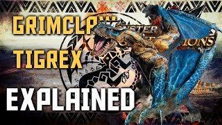 Monster Hunter Deviants: Grimclaw Tigrex Explained