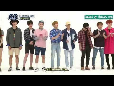 (Türkçe Altyazı) Weekly Idol 261. Bölüm TWICE, GFRIEND, GOT7, BTOB Part 2