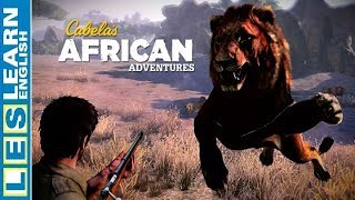 Learn English Through Story ☆ Subtitles ☂ African Adventure ( level 4 )