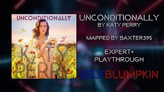 Beat Saber - Unconditionally - Katy Perry - Mapped by Baxter395