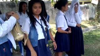 Pelajar Siswi SMP di Siantar Terlibat Tawuran