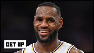 LeBron James is likely to return vs. the Knicks, according to Woj | Get Up