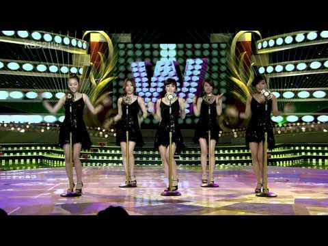 [HD 720p] 081227.원더걸스 (Wonder Girls) - Nobody 연예대상