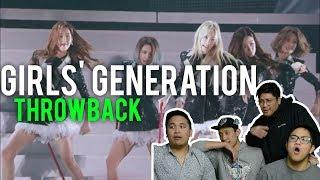GIRLS' GENERATION THROWBACK #1