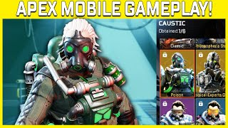 Apex Legends Mobile Gameplay First Look!