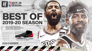 Kyrie Irving BEST Highlights & Plays from 2019-20 NBA Season! First Year with Brooklyn Nets!
