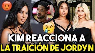 ULTIMA HORA – Kim Kardashian REACCIONA A La TRAICIÓN De Jordyn Woods A Su Familia