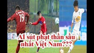 Top 10 cầu thủ đá phạt hay nhất lịch sử Việt Nam: Tranh cãi với nhiều vị trí