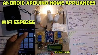 STM32F4 Discovery and esp8266 wifi module (LEDs controlled