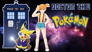 Dr Chu - Pokemon / Dr Who Parody - Animated Comic Dub