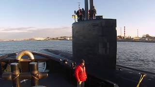 United States Submarine USS TOLEDO (SSN-769)