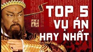 TOP 5 VỤ ÁN LẤY HẾT NƯỚC MẮT NGƯỜI XEM CỦA BAO CÔNG | Thất Hiệp Ngũ Nghĩa | Trùm Phim