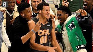 2020 NBA Slam Dunk Contest - ALL 50 POINT DUNKS