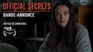 Official secrets :  bande-annonce VOST