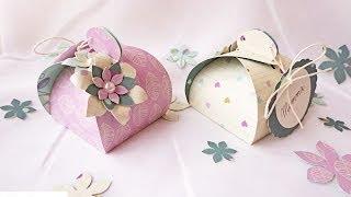Scatoline regalo porta gessetti - Scented Chalks Boxes