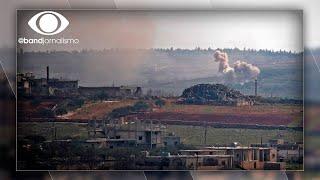 EUA bombardeiam a Síria com aval de Joe Biden