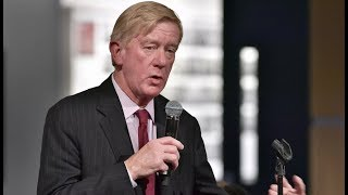 Bill Weld officially launches long-shot GOP primary bid against Trump