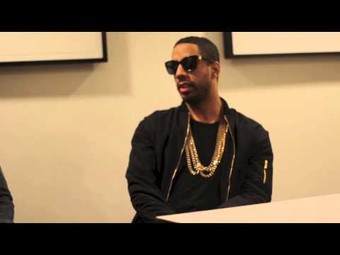 Ryan Leslie Part 1/2 (Talks His Clothing Brand, Nipsey Hussle ...