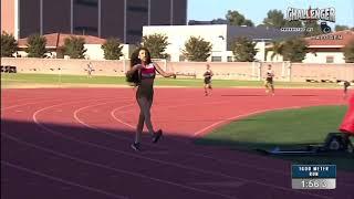 Challenger Games Ryan Trahan Wins 1600 meter