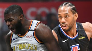 Golden State Warriors vs LA Clippers Full Game Highlights | January 10, 2019-20 NBA Season