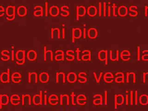 Pegadito A La Pared - Tego Calderon ft Plan B