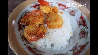 Cách làm tôm kho tàu ngon, Món ngon của nhà giàu ngày xưa|| Natha Food