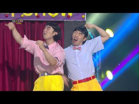 [HIT] 개그콘서트-세계적인 비트박서 케니무하마드 특별출연! 덤앤더머쇼.20140810