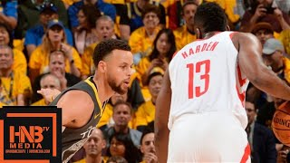GS Warriors vs Houston Rockets - Game 2 - Full Game Highlights | 2019 NBA Playoffs