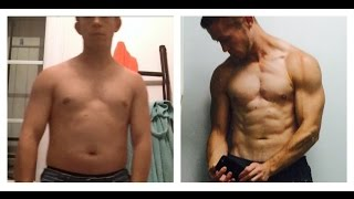 Freeletics transformation - One year