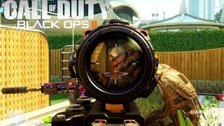 Black Ops 2 TRY-Hard Domination!! | Sniping and Camping Black Ops 2