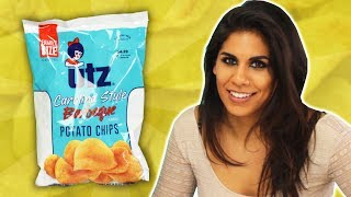 Irish People Try American Chips For The First Time