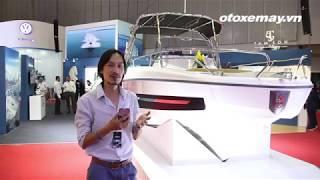 VIMS 2017: Xem du thuyền tiền tỉ ở triển lãm ô tô việt nam