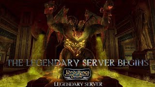 The Lord of the Rings Online - Legendary Server Megjelenés Trailer
