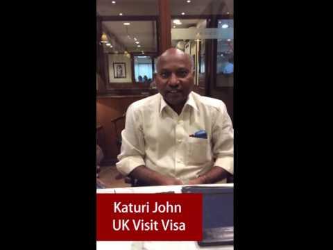 Katuri John   UK Visit Visa   PC Mohammed Shabbir Ahmed
