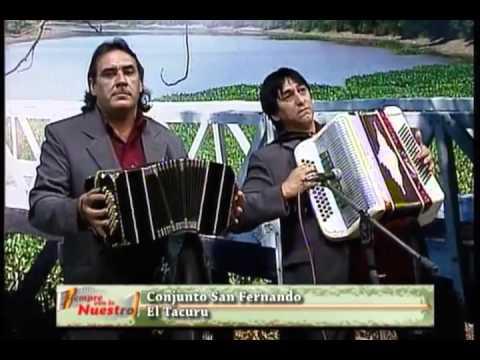 CONJUNTO SAN FERNANDO - El Tacurú