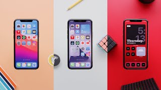 The Ultimate iOS 14 Homescreen Setup Guide!